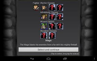 Screenshot of Dungeon Ascendance Roguelike
