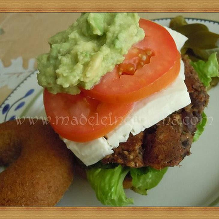 Vegetarian Hamburgers Recipe