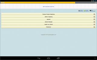 Screenshot of jasamargalive