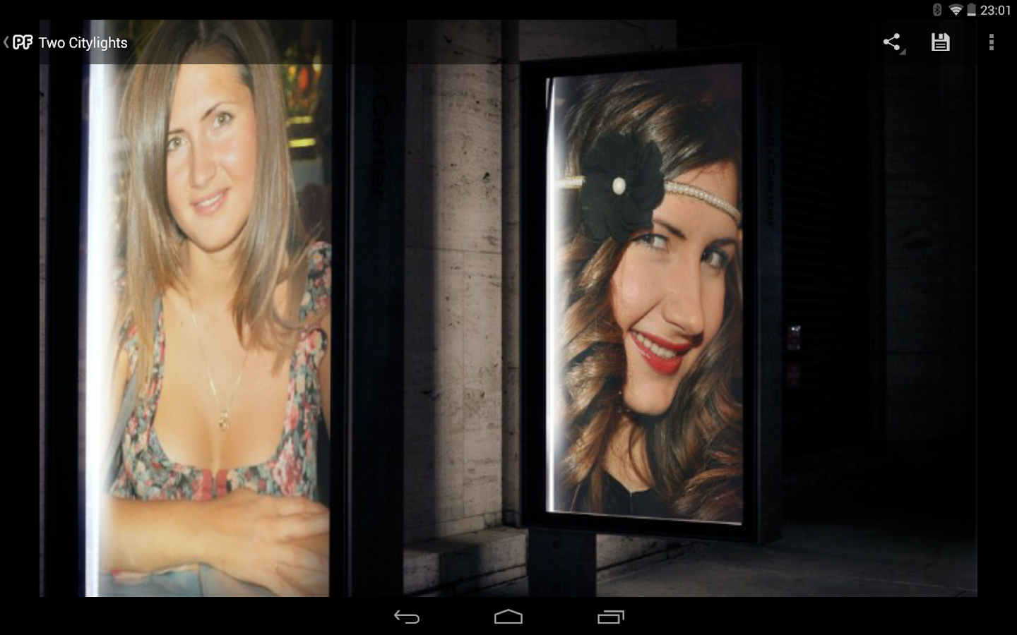 PhotoFunia - screenshot