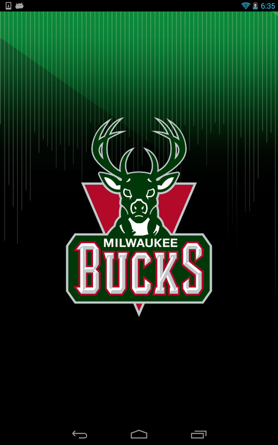 Milwaukee Bucks - screenshot