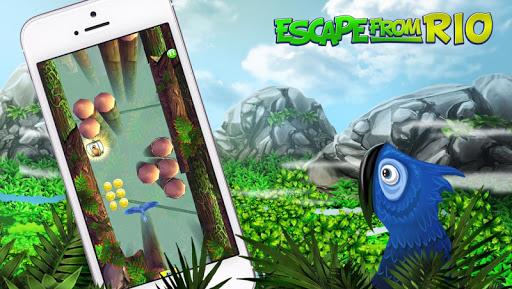 【免費冒險App】Escape from Rio - Blue Birds-APP點子
