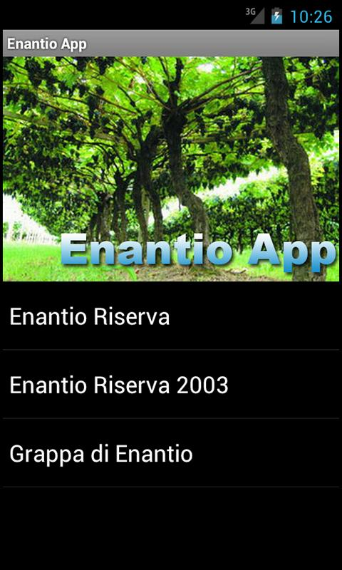 Enantio - screenshot