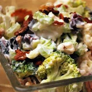 Raw Vegetable Salad.