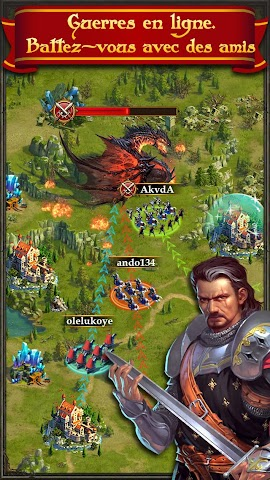 android King's Empire Screenshot 2