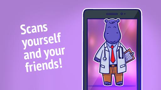 玩模擬App|脸部扫描仪:什么河马?免費|APP試玩