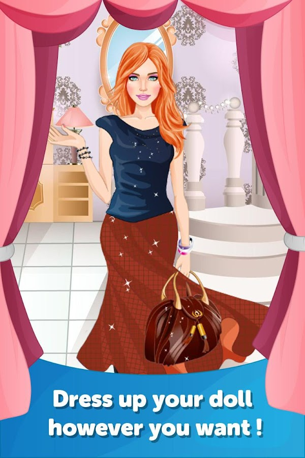 i style dress up makeover