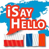 iSayHello Polish - French