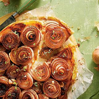 Caramelized Sweet Onion Tarte Tatin