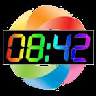 Rainbow Table Clock (2012) icon