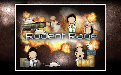 Rodent Rage- screenshot thumbnail
