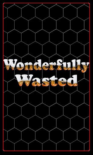Wonderfully Wasted