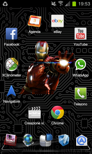 iron man widgets