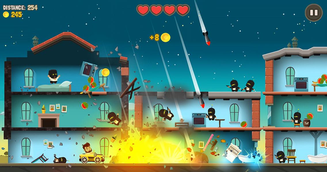 Aliens Drive Me Crazy - screenshot