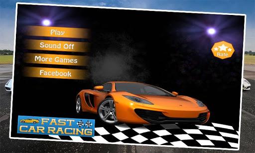 快速賽車 - 3D