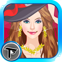Beautiful Witch Dress Up Games icon