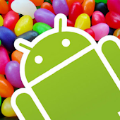 3D Android Jelly Bean LWP