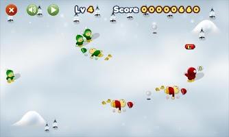 Screenshot of 눈싸움 게임