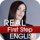 Real English First Step icon