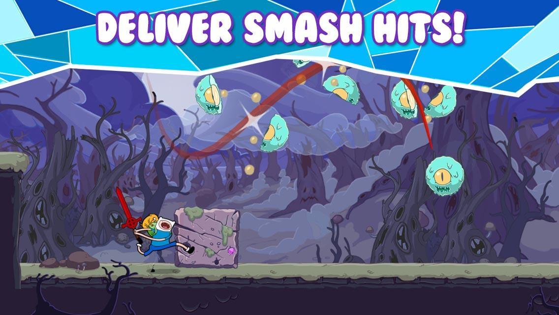 Rock Bandits - Adventure Time - screenshot