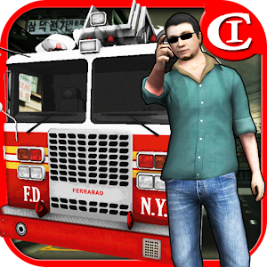 Crazy FireTruck Parking 3D for PC and MAC