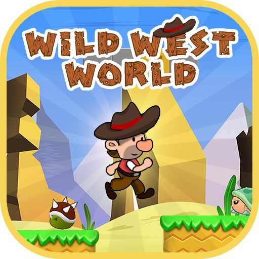 Wild West World LOGO-APP點子