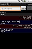 Screenshot of Calorie Counter - Hide My Text