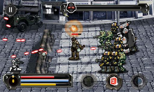 Game of War - Robots revenge