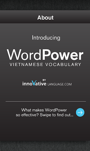Learn Vietnamese WordPower