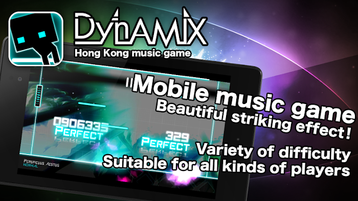 Dynamix- screenshot