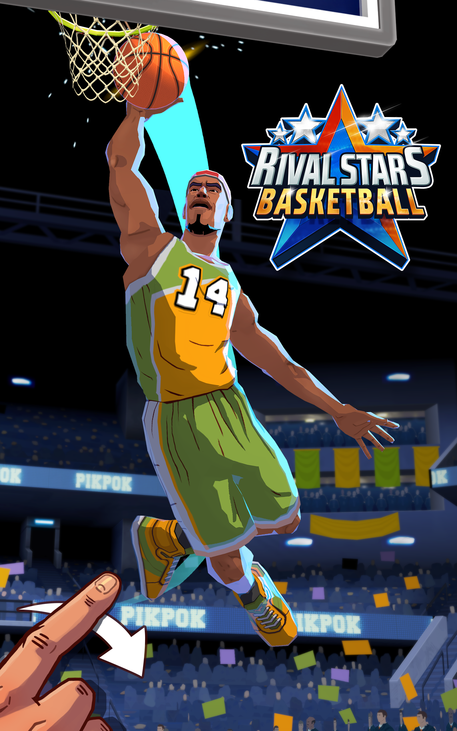 Rival Stars Basketball screenshot #8
