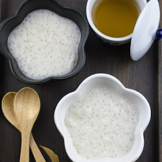Taro Tapioca Dessert Soup