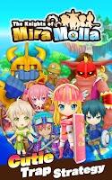 Screenshot of The Knights of Mira Molla