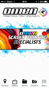 Omen Printing- screenshot thumbnail