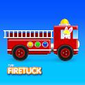 TUBI Fire Truck logo