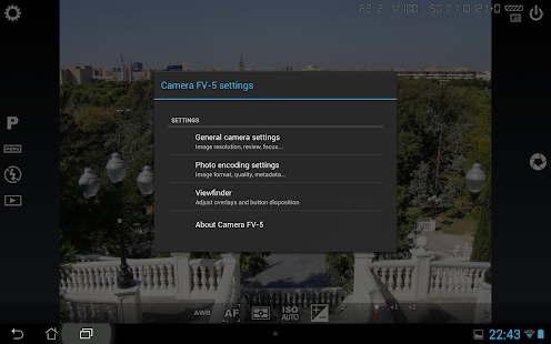 Camera FV-5 Lite Screenshot 37