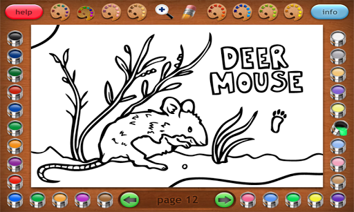 【免費教育App】Coloring Book 27 Lite: Animals-APP點子