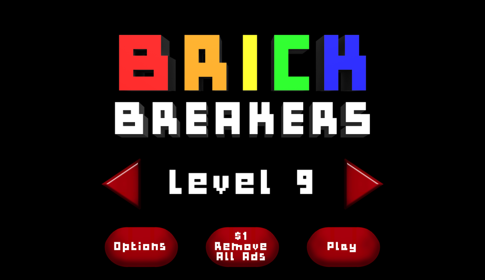 Brick Breakers- screenshot