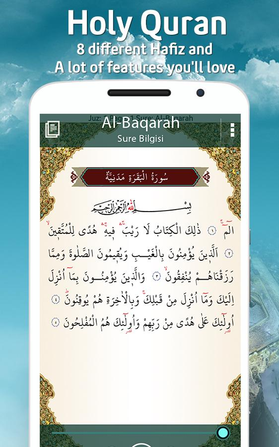 Adhan Time / Holy Quran Pro - screenshot