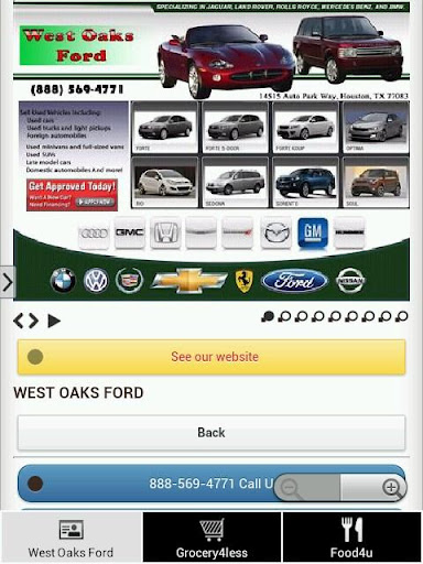 West Oaks Ford