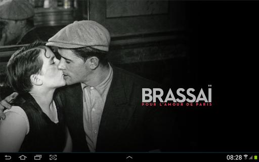 Brassaï. Amour de Paris