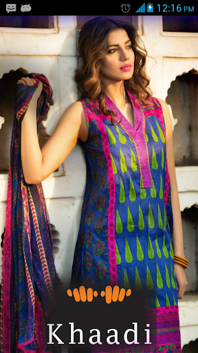 Khaadi Clothing by Shamoon
