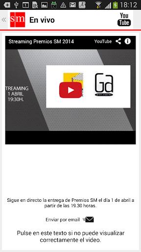 【免費新聞App】Eventos SM-APP點子