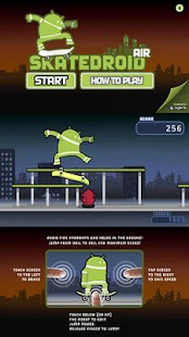 Skatedroid AIR- screenshot thumbnail