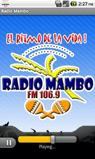 Radio Mambo - screenshot thumbnail