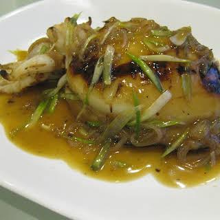 Mango Cuttlefish.