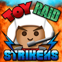 Toy Raid Strikers PLAY logo