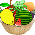 Fruits & Veg Book icon