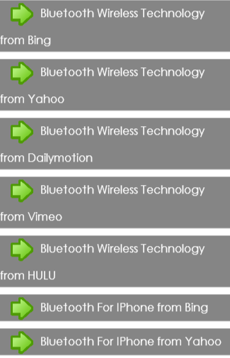 Features of Bluetooth Tips