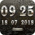 TRIAMUN Digital Clock Widget icon